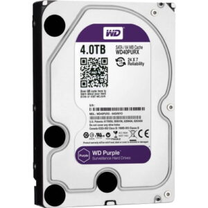 Western Digital 4TB Purple Hard Disk