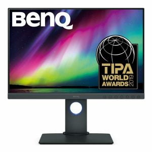 BenQ SW240 PhotoVue 24 inch WUXGA Color Accuracy IPS Monitor