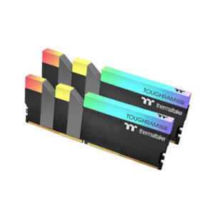 Thermaltake TOUGHRAM 16GB (8GB x 2) DDR4 3600MHz RGB Memory - White