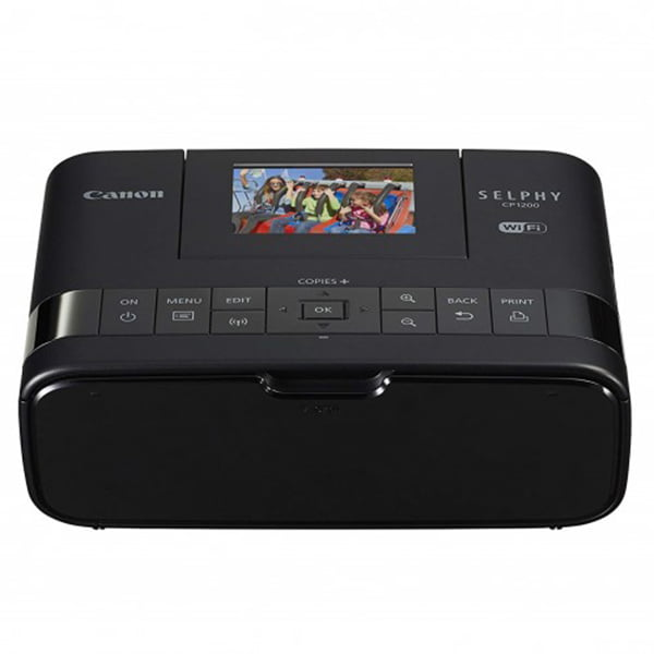 Canon SELPHY CP1200 Wireless Compact Photo Ink Printer 02
