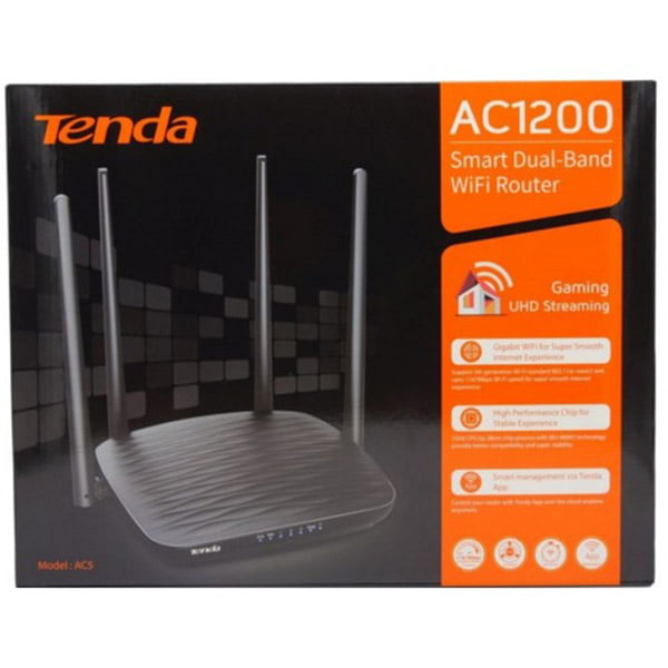 Tenda AC5 AC1200 Smart Dual Band WiFi Router 02