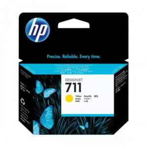 HP 711 29-ml Yellow