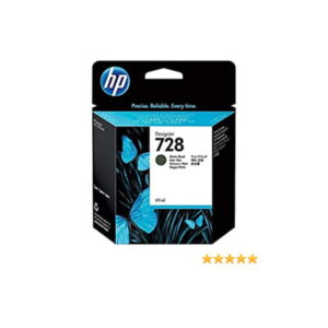 HP 728 130-ml Matte Black