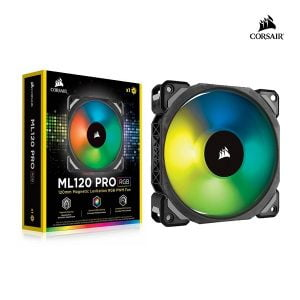 Corsair ML120 Pro 120mm RGB Casing Fan