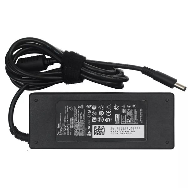Dell 90W 3mm pin Laptop Adapter