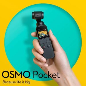 Dji Osmo Pocket Action Camera