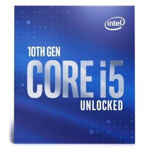Intel 10th Gen Core i5-10600K Processor