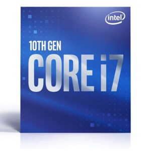 Intel 10th Gen Core i7-10700 Processor