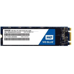 Western Digital Blue 500GB M.2 SSD