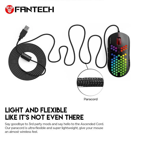 Fantech Hive UX2 Gaming Mouse