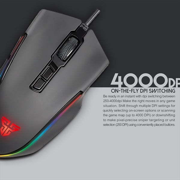 Fantech X10 Cyclops RGB Gaming Mouse