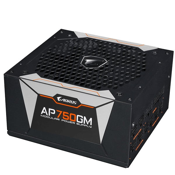 Gigabyte AORUS P750W 80 Plus Gold modular Power Supply